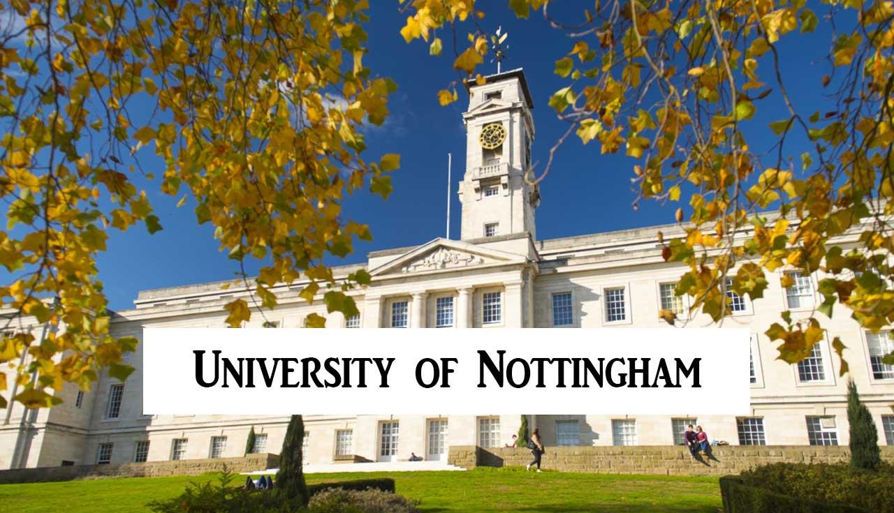 Becas de maestría en América Latina en la Universidad de Nottingham